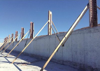 Изграждане на подпорни стени